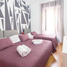 Colosseum Red Apartment User Profile