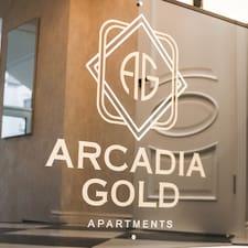 Henkilön Arcadia Gold käyttäjäprofiili