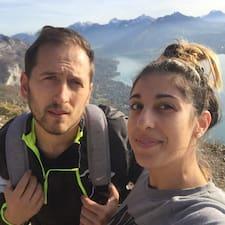 Profil utilisateur de Aurelia & Antoine