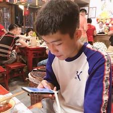 博男 User Profile