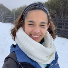Krisna Marie - Uživatelský profil