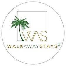 Nutzerprofil von Walk Away Stays