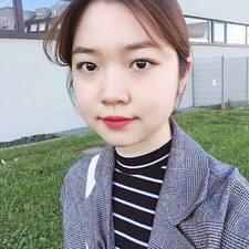 Perfil do utilizador de Hyeonjin Hayley