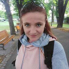 Profil utilisateur de Vendula