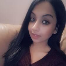 Megna User Profile