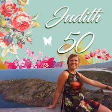 Judith用戶個人資料