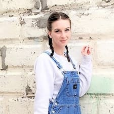 Profil utilisateur de Rachelle