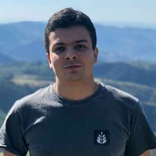 Профіль користувача Vinícius