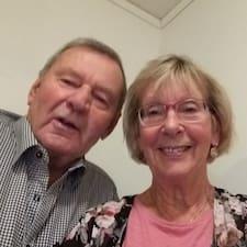 Profil Pengguna Margareta & Pelle
