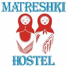 Matreshki Hostel的用戶個人資料