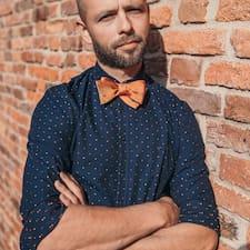 Stepan User Profile
