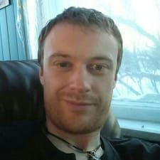 Perfil do utilizador de Grégoire