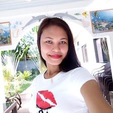 Maryjane felhasználói profilja