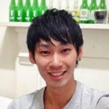 Perfil do utilizador de Hiroki