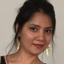 Profil utilisateur de Deepamala