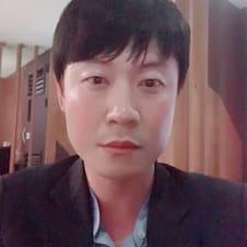 Keyung felhasználói profilja