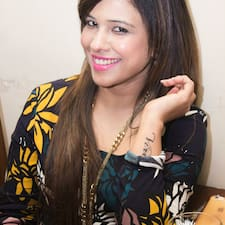 Profil utilisateur de Shweta