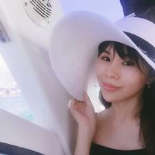 Liao felhasználói profilja