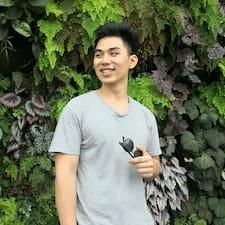 Licheng - Uživatelský profil