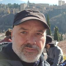 Profil utilisateur de Juan Ramon