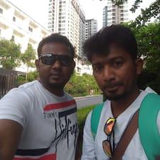Anandarajuさんのプロフィール