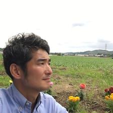 Gebruikersprofiel Tsuyoshi