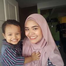 Profilo utente di Rafidah