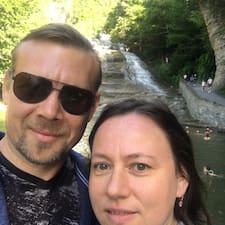 Taras&Svetlana User Profile