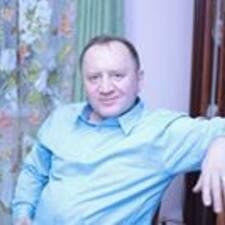 Henkilön Вадим käyttäjäprofiili