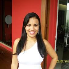 Profil utilisateur de Monica Dos Santos De Oliveira