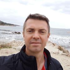 Профиль пользователя Stéphane