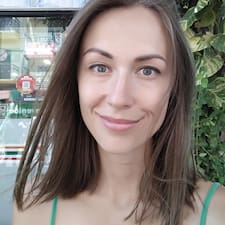 Профиль пользователя Stacy