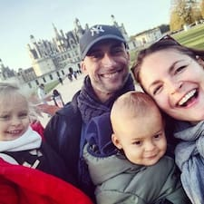 Profil utilisateur de Julien, Audrey, Ellie & Léo