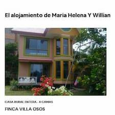 Perfil de usuario de Maria Helena Y Willian