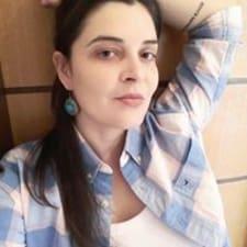 Tamires felhasználói profilja