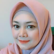 Profil utilisateur de Noor Fadzilah