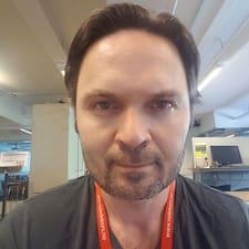 Profil utilisateur de Geir Olaf Bjerke