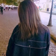 Profil utilisateur de 桃子