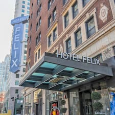 Hotel Felix User Profile