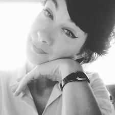 Marceline felhasználói profilja