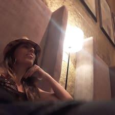 Cinthia M. - Uživatelský profil