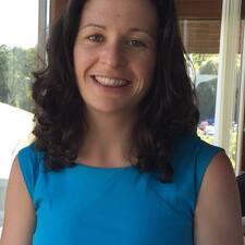 Fiona O'Riordan felhasználói profilja