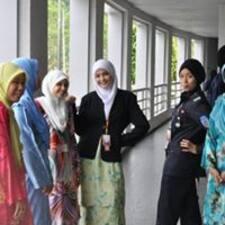 Профіль користувача Siti