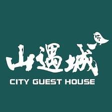 山遇城 User Profile