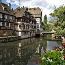 Perfil do utilizador de Strasburg