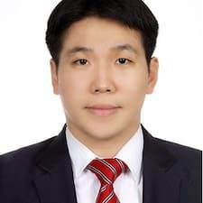 Byung Euk felhasználói profilja