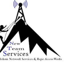Perfil do usuário de Sc New Team Services