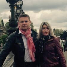 โพรไฟล์ผู้ใช้ Valérie & Nicolas