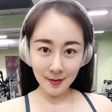 Användarprofil för Wang