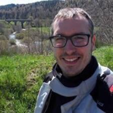 Jens felhasználói profilja